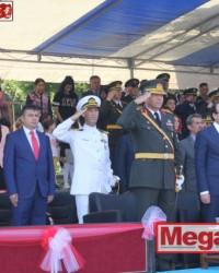 29 Ekim Cumhuriyet Bayramı Resmi Geçit