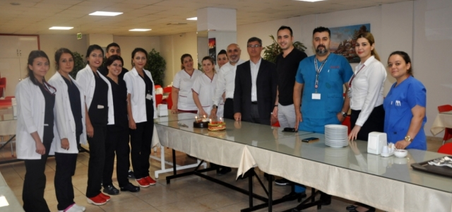 125'inci Ameliyatlarını Kutladılar