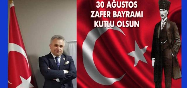 '30 Ağustos Zafer Bayramı Kutlu Olsun'