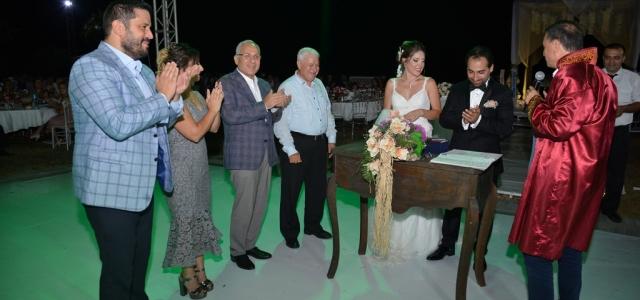 Abdullah ve Selin'e Masal Gibi Düğün!