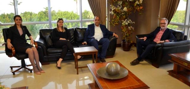 ABİGEM Direktörlerinden İTSO'ya Ziyaret