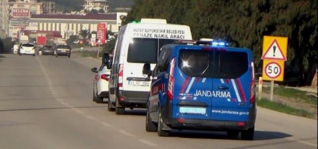 Afrin Şehidi İstanbula Gönderildi