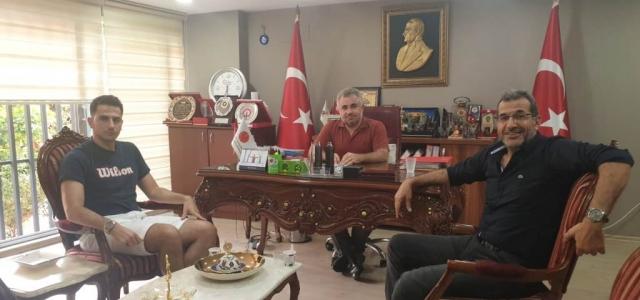 Ahmet Dolgun'dan Mega Medya'ya Ziyaret