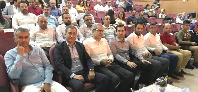 Ahmet Şerif İzgören'den Simya'da Muhteşem Seminer
