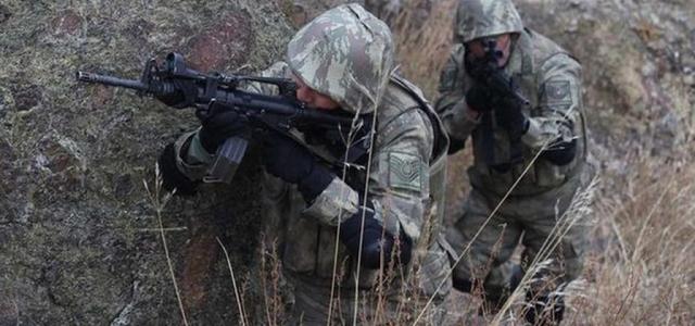Amanoslarda Bir Terörist Öldürüldü