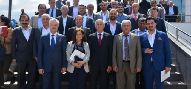 Arsuz Belediyesi Meclis Üyeleri Mazbatalarını Aldı