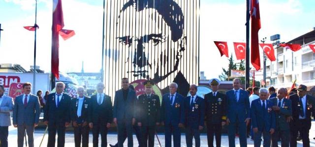 Arsuz 'da 10 Kasım Töreni Düzenlendi