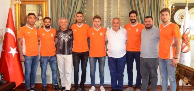 Arsuz Karaağaç Spor'da 6 transfer