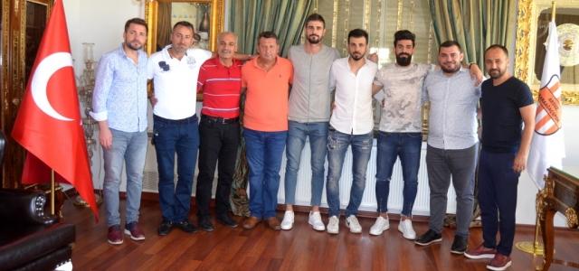 Arsuz Karaağaç Spor'da Transfer