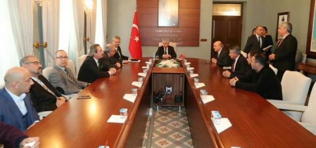 Arsuz - Samandağ Yolu Yapım Sözleşmesi İmzalandı