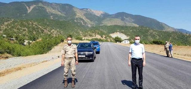 Arsuz – Samandağ yolu'na  Stratejik Yatırım