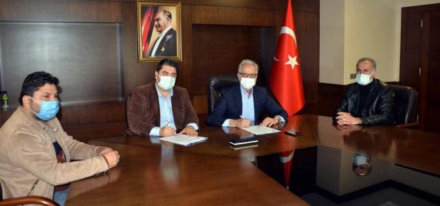 Arsuz Turizm ve Kültür Derneği ile İTSO Arasında Protokol İmzalandı