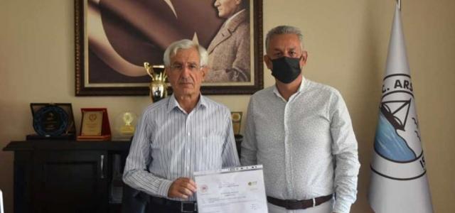 Arsuz'a 'Sıfır Atık' Belgesi