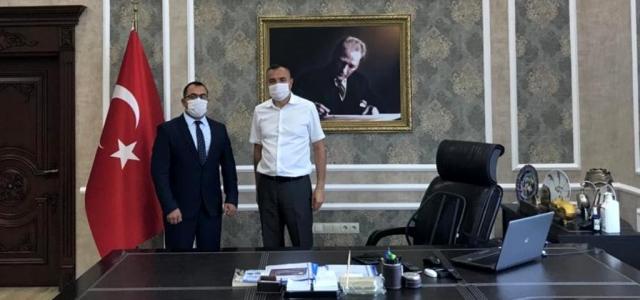 Arsuz'a Yeni Sağlık Müdürü