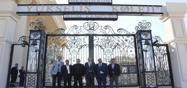 Arsuz'da Bir Özel Okul Daha Faaliyete Girdi