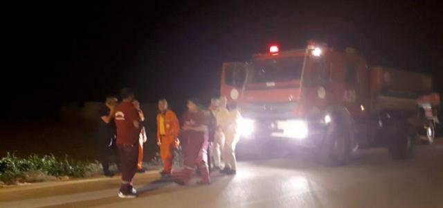 Arsuz'da Çıkan Yangın Kontrol Altına Alındı