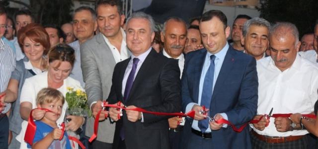 Arsuz'da Görkemli Açılış!