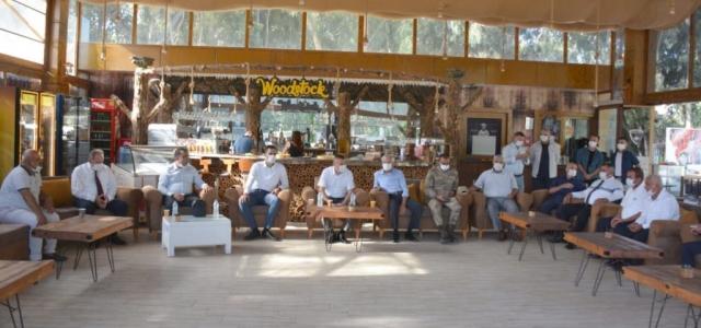 Arsuz'da 'Muhtarlar Günü' Kutlandı