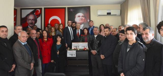 Arsuz'da 'Uğur Mumcu'ya Anma Töreni