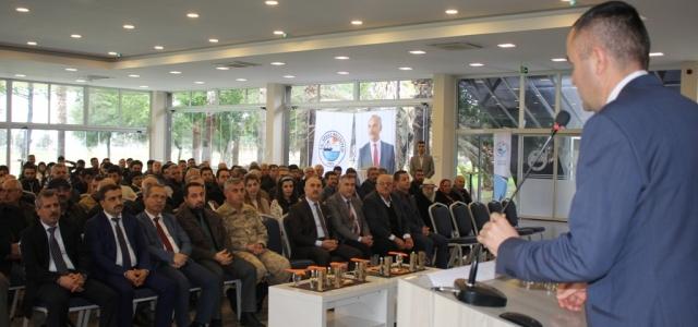 Arsuz'da Zeytin Yetiştiriciliği Paneli