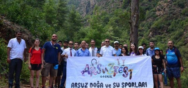 'ARSUZFEST 2018' Coşkulu Başladı