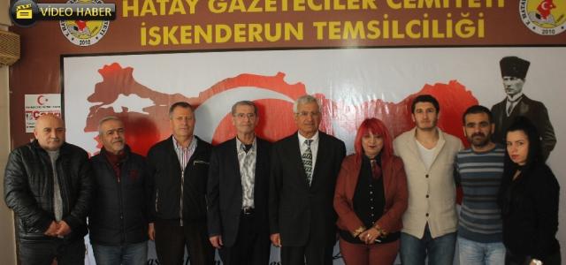 Asaf Güven 'Den HGC'ye Ziyaret