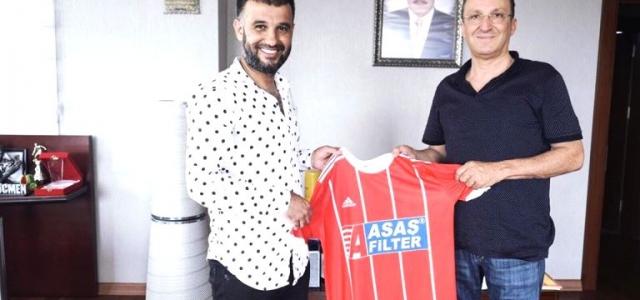 Asaşspor'dan Başkan Göçmen'e Ziyaret