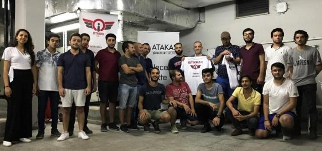 Atakaş İstikrar'a Sponsor Oldu