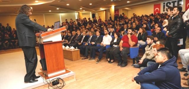 Atatürk'ün İskenderun Hassasiyeti İSTE'de Konuşuldu