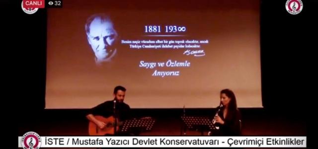 Atatürk'ün Sevdiği Şarkıları Hepimiz Sevdik