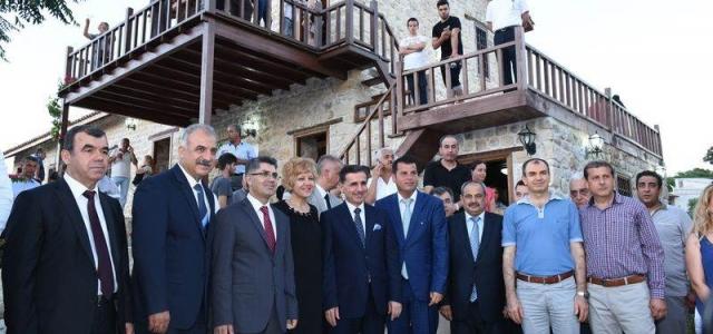 Ayhan Kara Vakfı Merkez Binası Törenle Açıldı