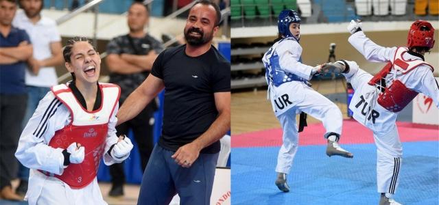 Azra Avrupa Şampiyonasında Yer Alacak