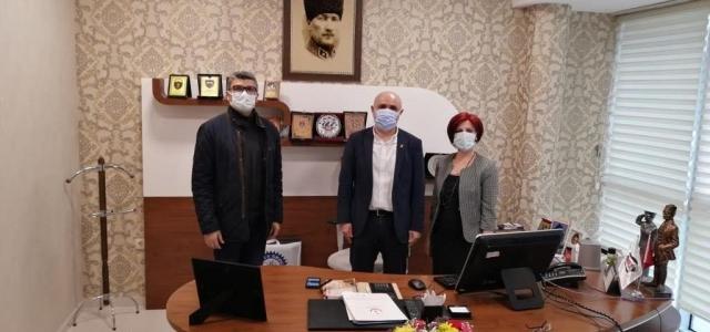 Baro'dan Palmiye'ye Tıp Bayramı Ziyareti