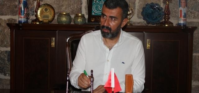 Başkan Altan: 'Bugün Demokrasi Bayramı'