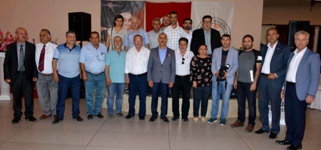 Başkan Culha Basın ve Muhtarlarla İftarda Buluştu