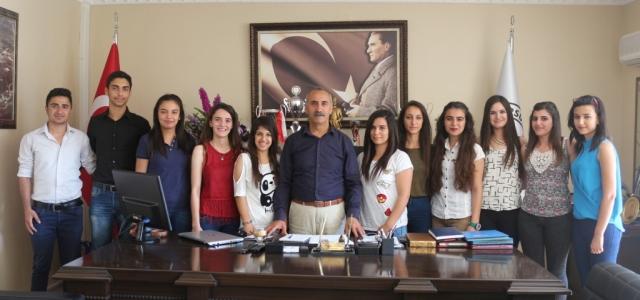 Başkan Culha: 'Mutlaka Üniversite Okuyun'