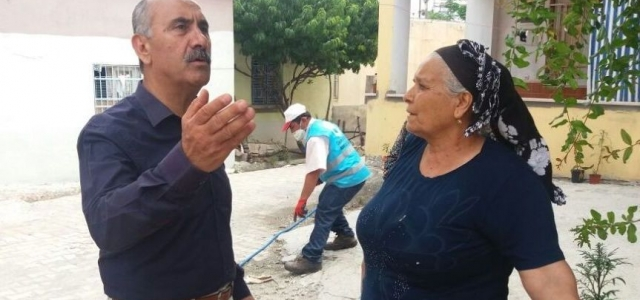 Başkan Culha: Önceliğimiz, Halkımızın Önceliğidir
