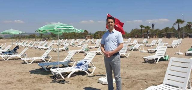Başkan Elmasoğlu, Erzin'e Değer Katıyor