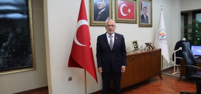 Başkan Fatih Tosyalı'dan Kandil Mesajı