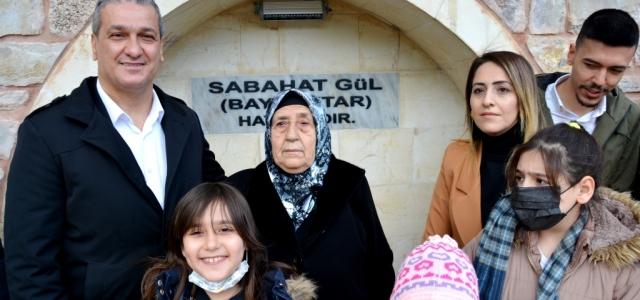 Başkan Gül'den Annesine Anlamlı Sürpriz…
