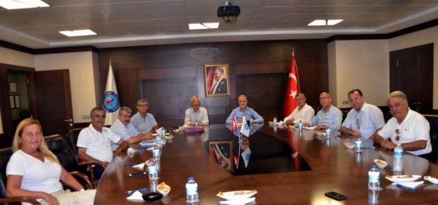 Başkan Güven'den İTSO'ya Ziyaret