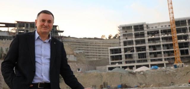 Başkan Savaş EXPO Alanını İnceledi