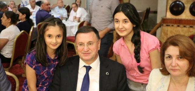 Başkan Savaş, Şehit ve Gazi Aileleriyle İftarda Buluştu