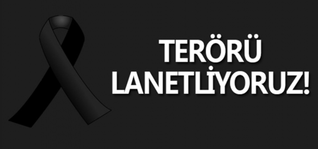 Başkan Savaş Terör Saldırısını Kınadı