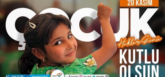 Başkan Savaş'ın Dünya Çocuk Günü Mesajı