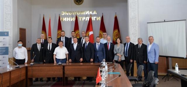 Başkan Savaş'ın Yeni Durağı Özbekistan