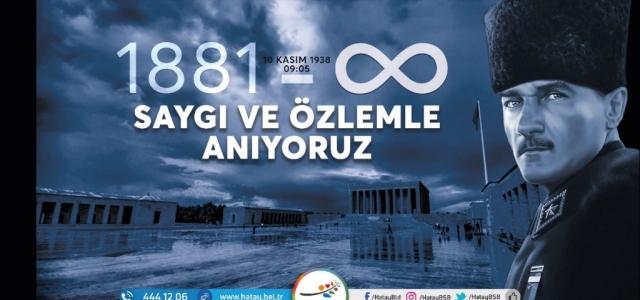 Başkan Savaş'tan 10 Kasım Atatürk'ü Anma Günü Mesajı