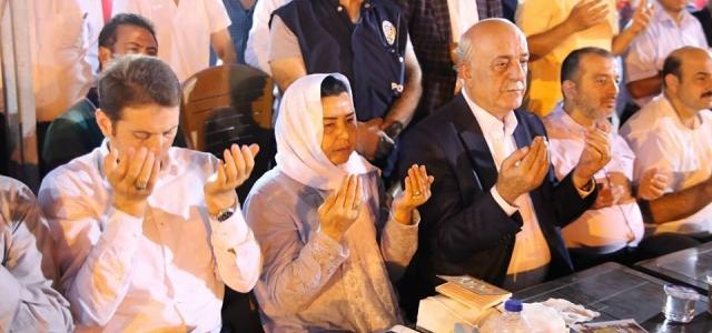 Başkan Seyfi Dingil: Milli İradeye Sahip Çıkıyoruz