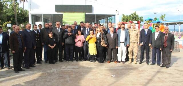 Başkan Seyfi Dingil: Muhtarlar Bizim Gözbebeğimizdir