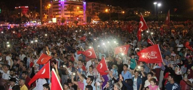Başkan Seyfi Dingil: Sonuna Kadar Demokrasi